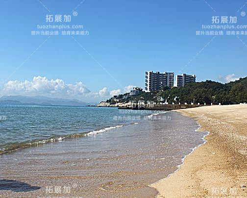 深圳玫瑰海岸沙滩团建